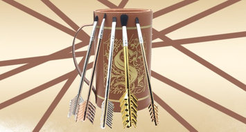Storybook Cosmetics is Dropping a Bullseye Brush Set