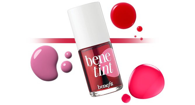 Benefit's Benetint is the OG Double-Duty Product