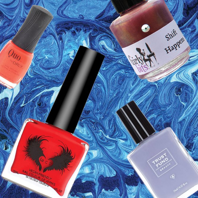 Must-Try Canadian Nail Polish Brands