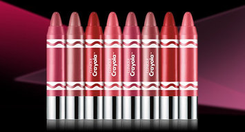 Clinique's New Collaboration With Crayola Crayons is Adorable