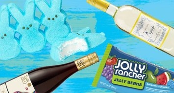 Easter Candy and Wine Pairings For Every Taste