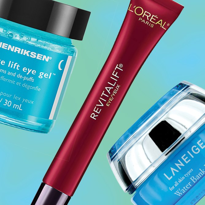 Get Rid of Undereye Bags for Your Best Post-Holiday Skin