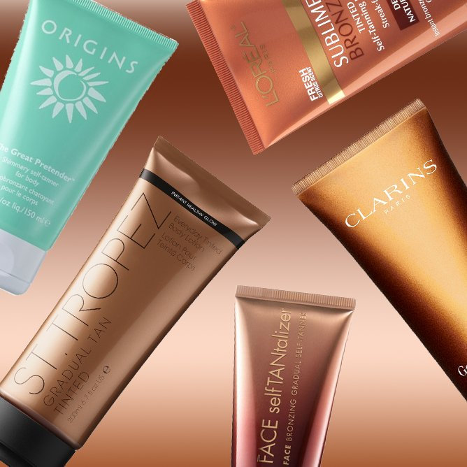Self-Tanners That'll Take Care of Your Post-Winter Skin