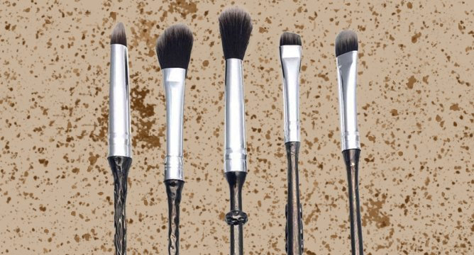 What Influensters Really Think About The Viral Harry Potter-Inspired Makeup Brushes
