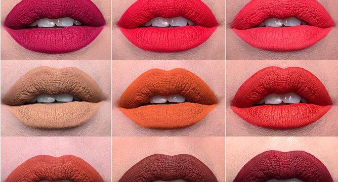 You Have to See Kat Von D's New Liquid Lipsticks