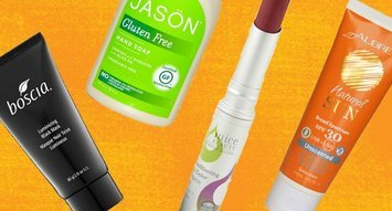 Gluten-Free Beauty Products To Try