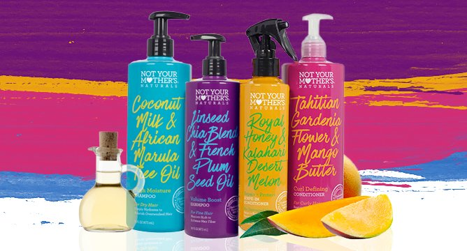How Not Your Mother's is Embracing Natural Haircare Products