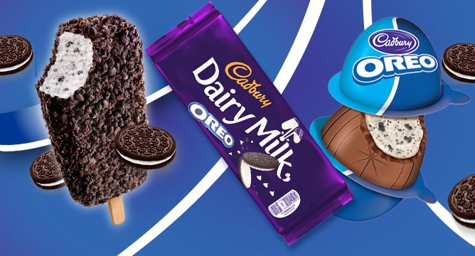 3 Oreo-Flavored Products You'll Drool Over