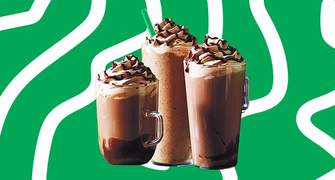 Starbucks is Bringing Back 3 New Drinks For Valentine's Day