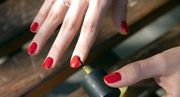 Valentine's Day Nails That Aren't Cliche