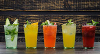 You Can't Taste the Alcohol in These Drinks