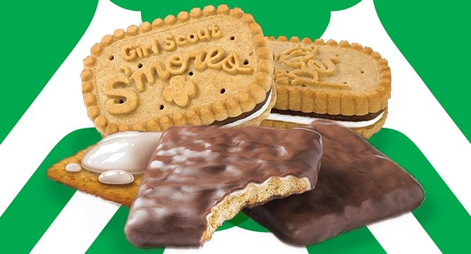 OMG. Girl Scouts is Introducing 2 New Cookie Flavors!