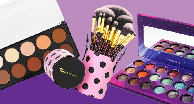Influensters are Obsessed with these Products from BH Cosmetics