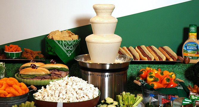 Wait–You Can Buy a Ranch Fountain