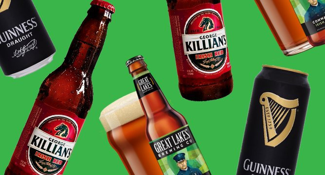 Top Beers to Drink On St. Paddy's Day