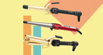 The Best Curling Irons: 46K Reviews