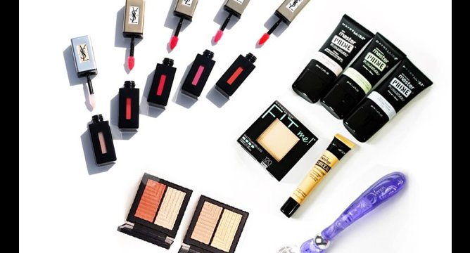 Incoming: New Products from YSL, Maybelline, and more!