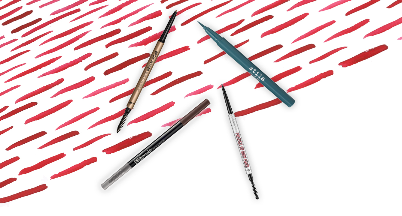 Top Long-Lasting Eyebrow Pencils