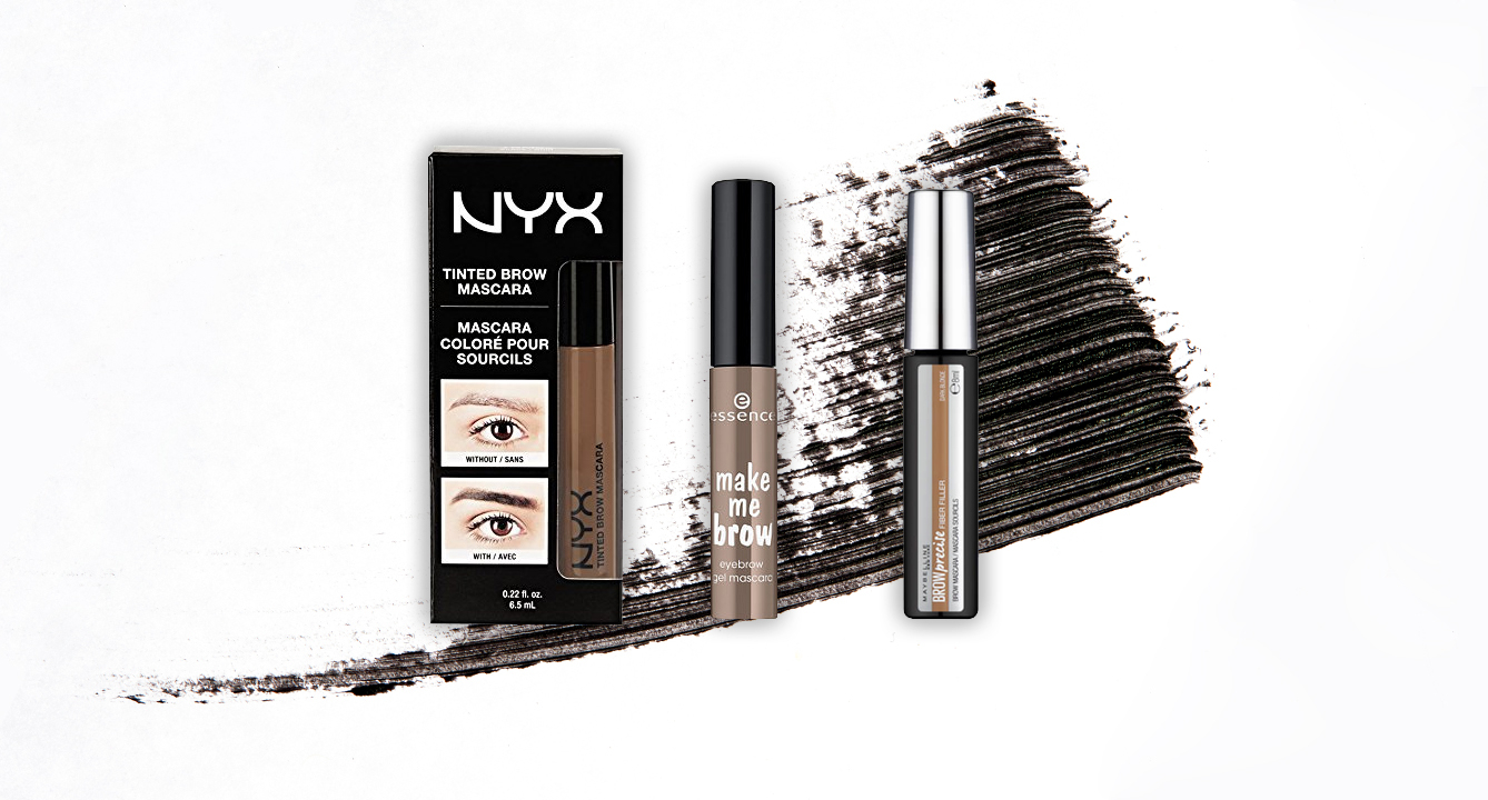 The Best Drugstore Eyebrow Gels