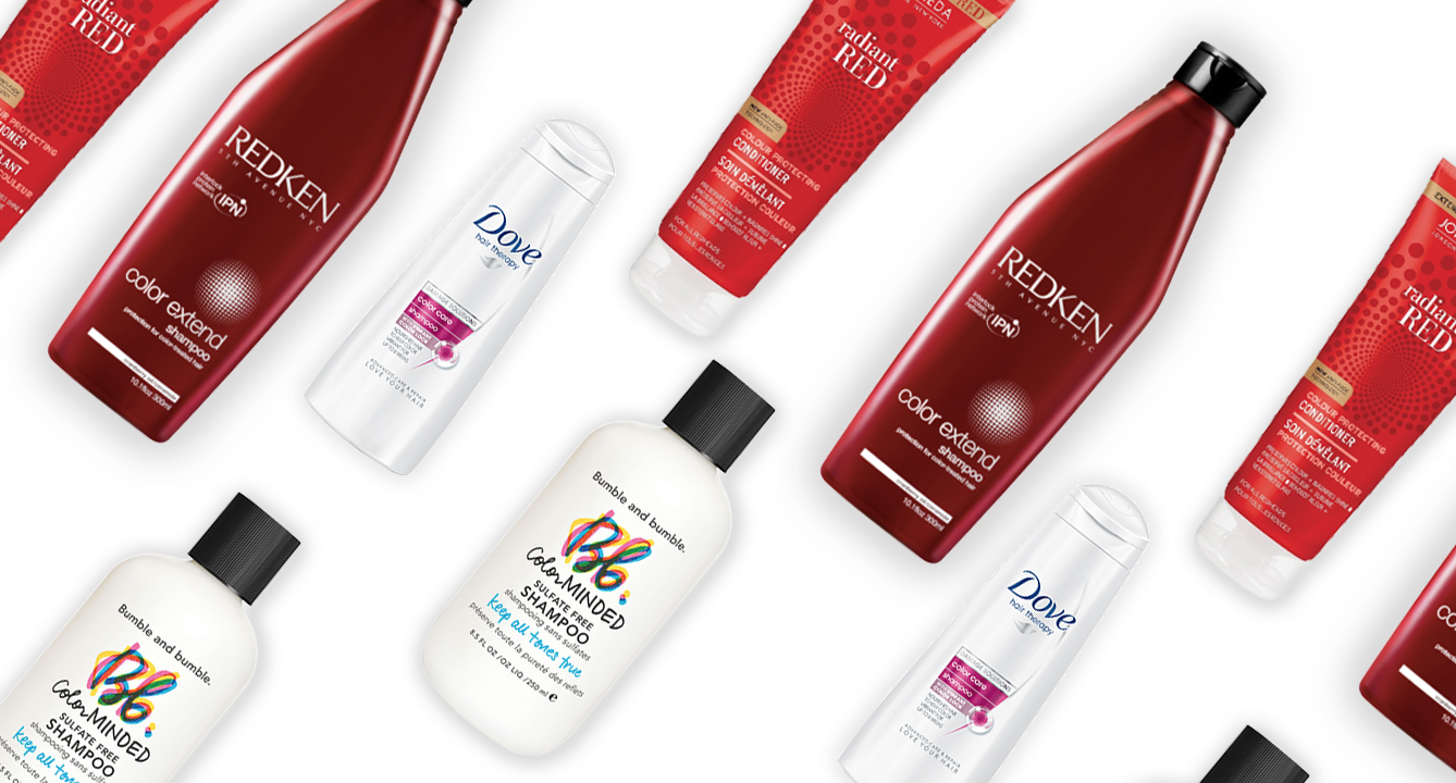 Best Shampoos for Colour Treated Hair