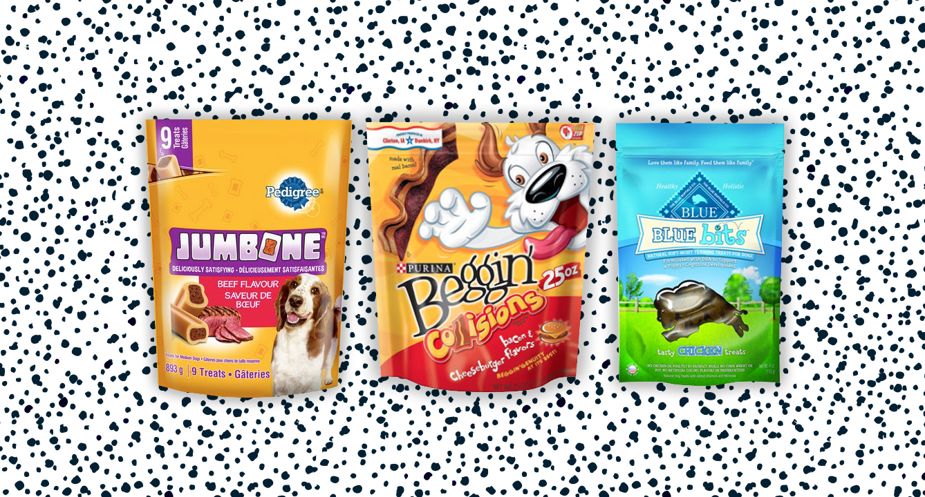 The Best Dog Treats: 65K Reviews