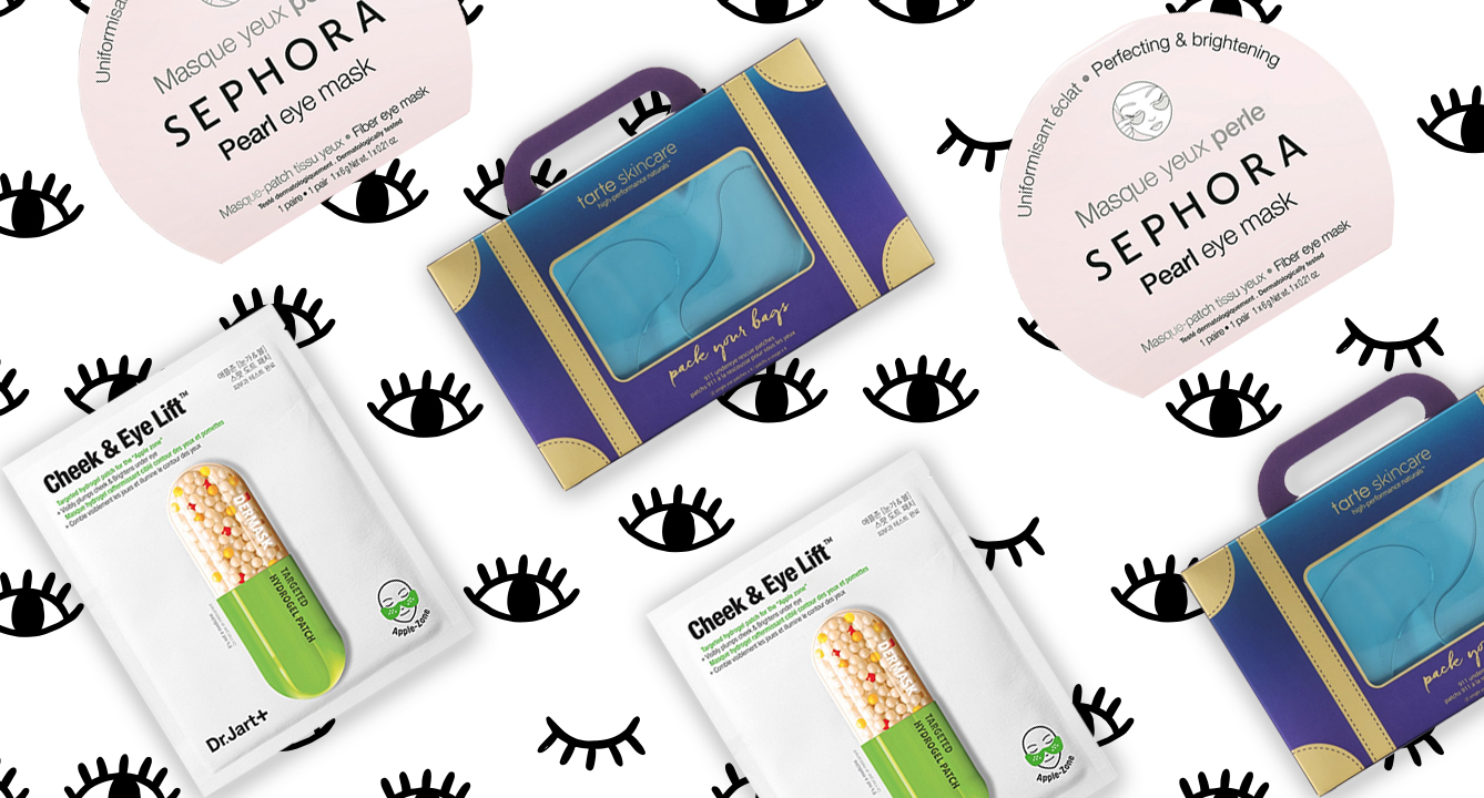 Top Rated Eye Masks: Soothe, De-Puff, Hydrate