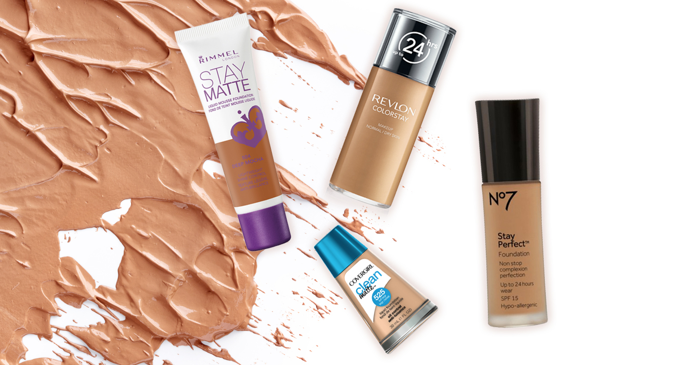Best High Street Foundation for Oily Skin