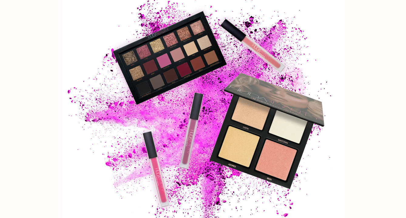 Top Huda Beauty Products on Influenster