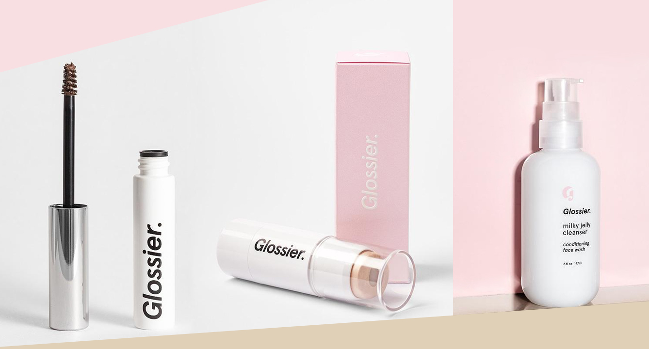 The Top Rated Glossier Products