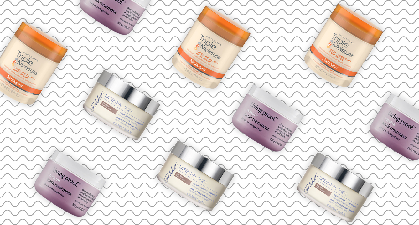 The Best Hair Masks