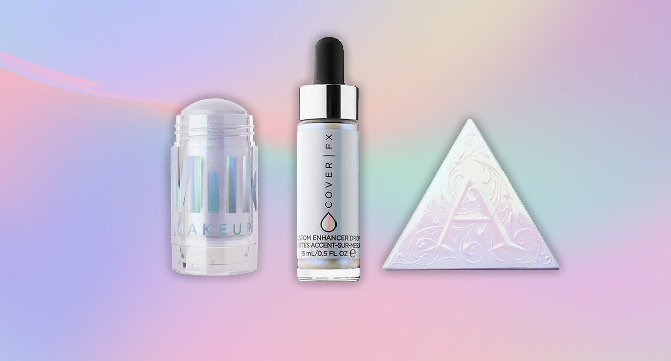 The Best Holographic Makeup