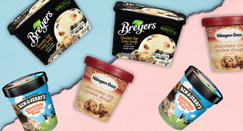 The Best Cookie Dough Ice Creams