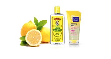 The Best Lemon Skincare
