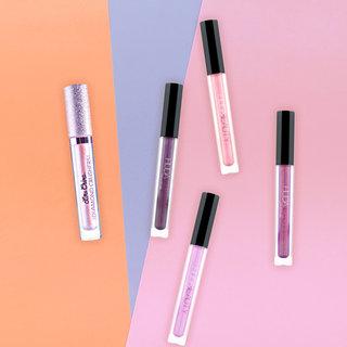 5 Gorgeous Glittery Lip Glosses