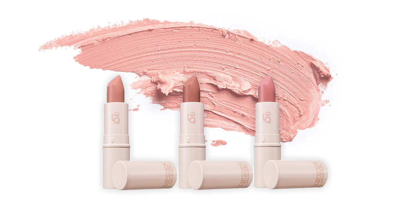Lipstick Queen's New Collection Might Make You Rethink Nude