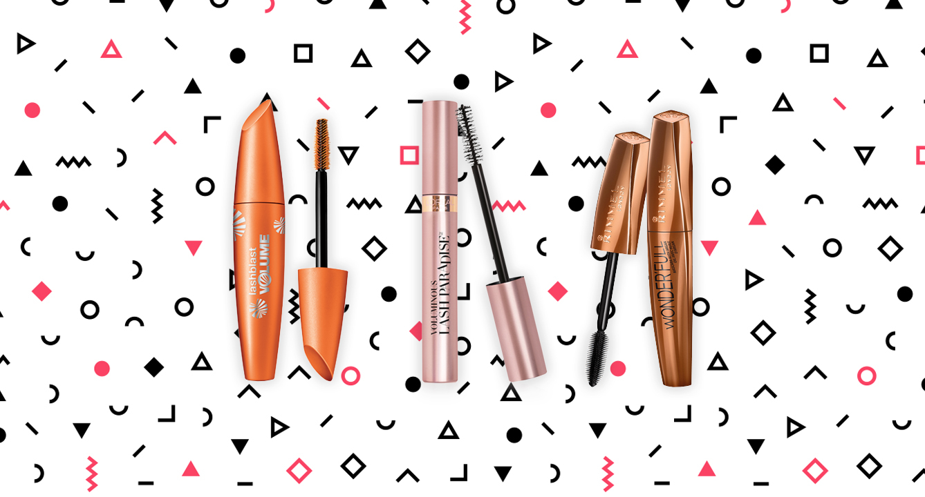 Top Volumizing High Street Mascaras