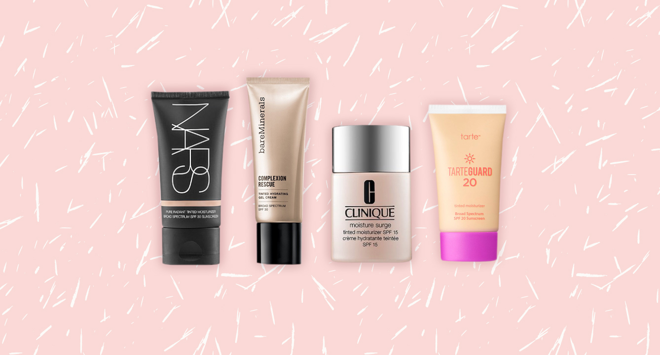 The Best Tinted Moisturizers With SPF
