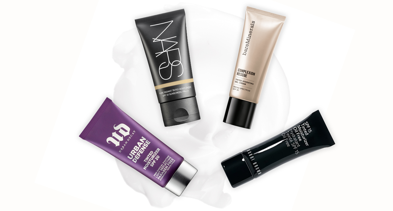 Top Tinted Moisturizers