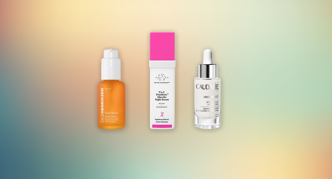The Best Face Serums For Oily Skin