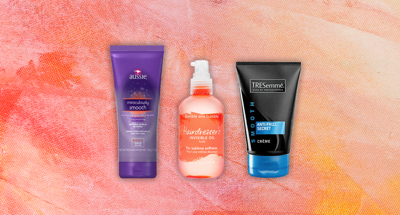 5 Frizz-Fighting Products for Smooth Hair