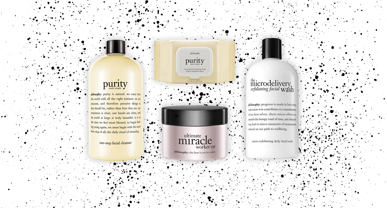 The Best Philosophy Skincare Products