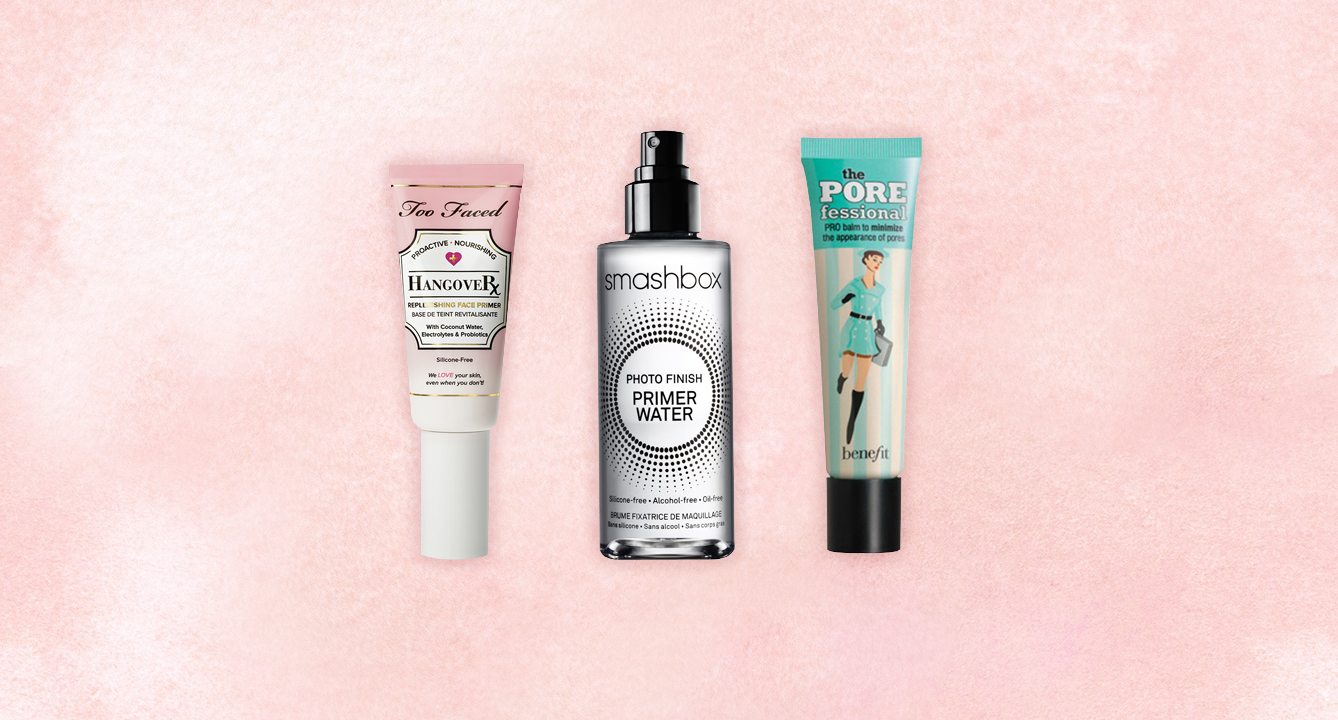 The Best Luxury Facial Primers: 160K Reviews