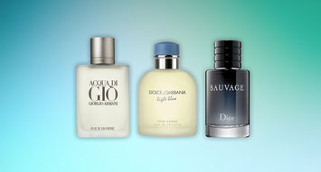 5 Top Rated Men's Colognes: 55K Reviews