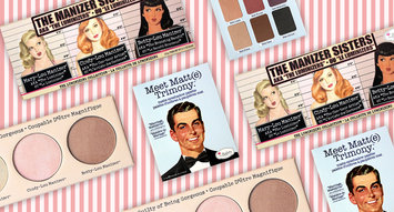 Top Rated theBalm Cosmetics Products