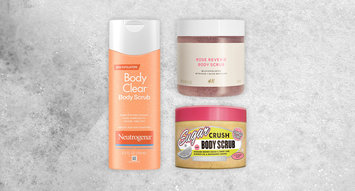 Influensters' Favourite Body Scrubs