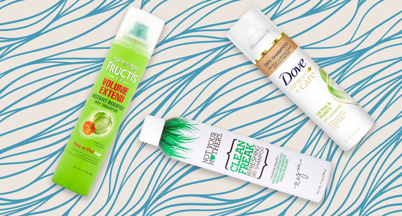 The Best Drugstore Dry Shampoos