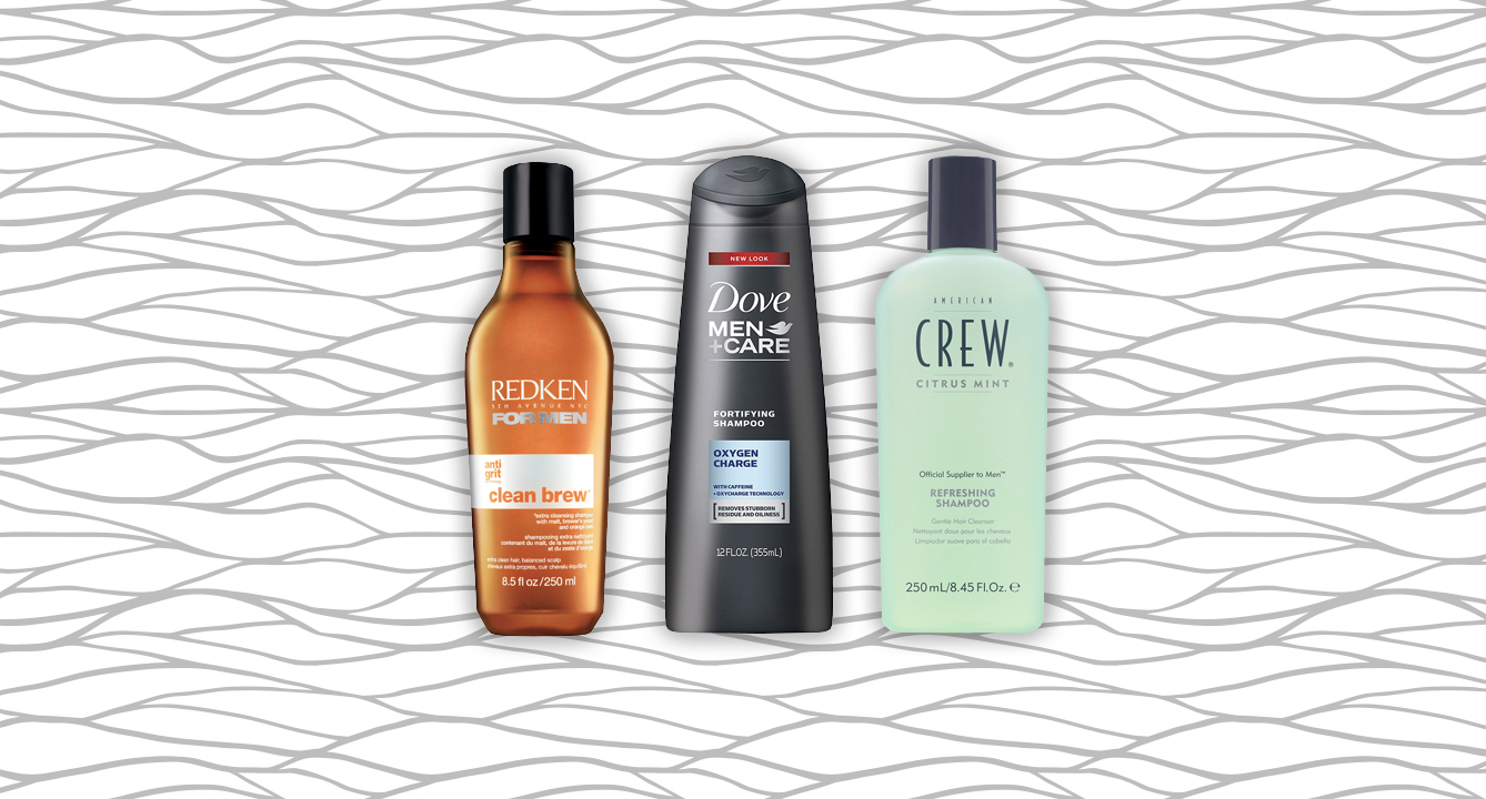 The Best Men's Shampoos: 222K Reviews
