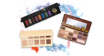 The Best High-End Eyeshadow Palettes: 516K Reviews