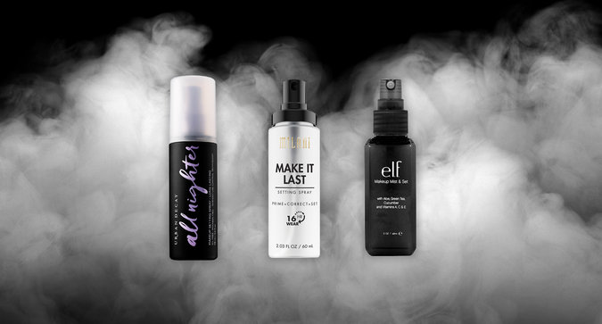 5 Dupes for Urban Decay's All Nigher Setting Spray