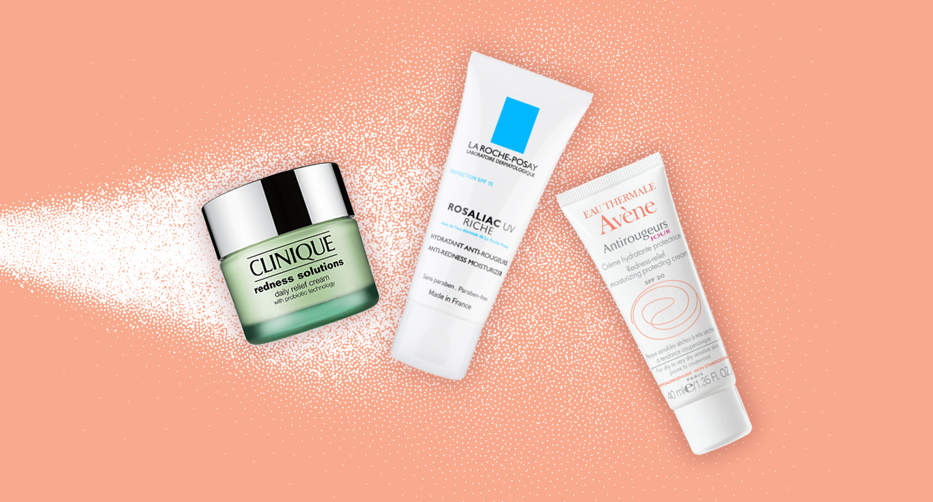 Great Facial Moisturizers to Reduce Redness